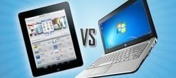 La tablette vient de détrôner le PC portable en France | Dangers du Web | Scoop.it