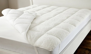Huggy Bear Reversible Sherpa Fleece Mattress Enhancer from £19.98 (Up to 55% Off) | Memory Foam Mattress | Scoop.it