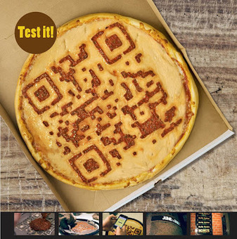 10 Creative QR Code Based Advertisements. | Simply Social Media Marketing | Scoop.it