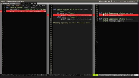 Unstack: a Vim plugin for opening stack traces | Recently read | Scoop.it