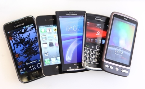 Top Android Smartphones - Yahoo! News | Anything Mobile | Scoop.it
