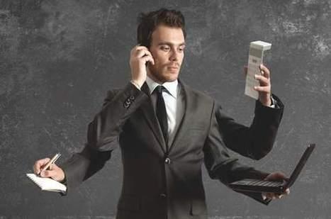 Mails, SMS, téléphone: Syntec reconnaît le droit des cadres à la déconnexion | CFECGC-ALIT Communication | Scoop.it