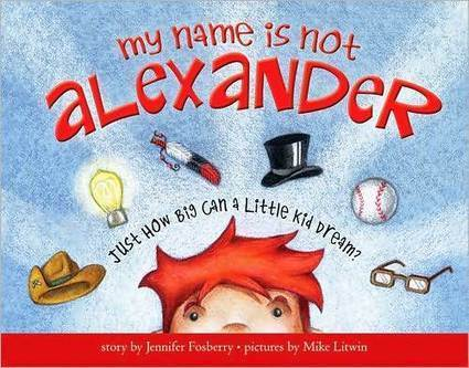 Children's Literature: My Name is not Alexander - Eco Child's Play | Family Literacy | Scoop.it