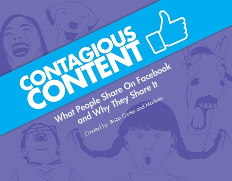 Contagious Content: What People Share On Facebook and Why They Share It – Marketo | All Things Web Design! | Scoop.it