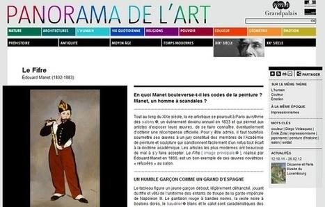 Panorama de l'art | exponaute | Arts en tous sens | Scoop.it
