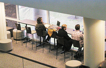 Library's revamp provides more options for learning | bibliothèque 2.0 | Scoop.it