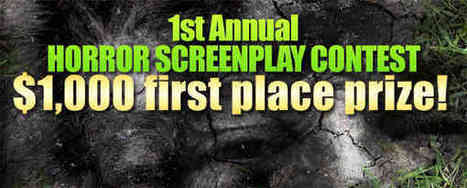 Horror Screenplay Contest | Wolf and Dulci Links | Scoop.it