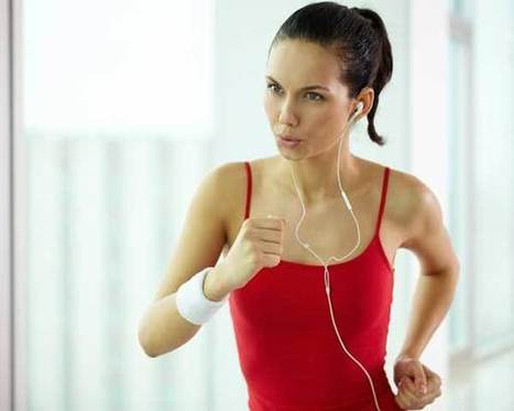 7 High-Intensity Workouts that Take 20 Minutes or LESS | Fitness For All | Scoop.it