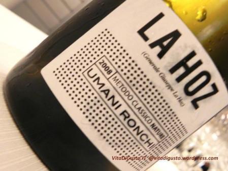 Cultura e Convivio per presentare un vino che nasce nelle Marche #LaHoz @UmaniRonchiVino   VitaDiGusto.IT   Scoop.it