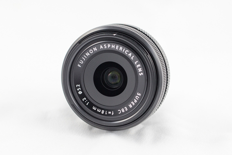 Fuji XF 18mm f/2 Lens Review   Photography Reviews   Scoop.it