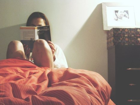 The surprising benefits of reading before bed | CGS Around Reading | Scoop.it