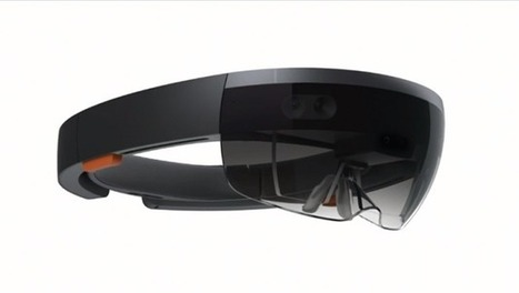Microsoft's Hololens Video will Change Anatomy Education | Health, Digital Health, mHealth, Digital Pharma, hcsm latest trends and news (in English) | Scoop.it