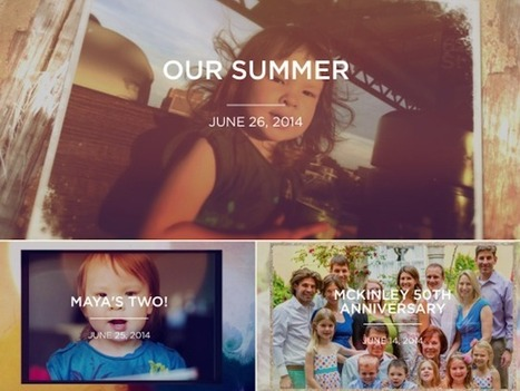 Animoto Makes Quick Work of Creating Movies on an iPad   Public Relations & Social Media Insight   Scoop.it
