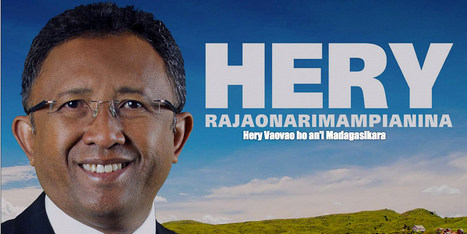 Madagascar > Hery Rajaonarimampianina remporte la présidentielle malgache   Intervalles   Scoop.it