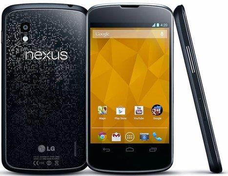 Shocker: Google, LG seeing more Nexus 4 demand than expected | The Informr - Smartphones | Scoop.it