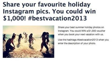 47 Consejos para crear un concurso de foto en INSTAGRAM   Utilización de Twitter la Educación   Scoop.it