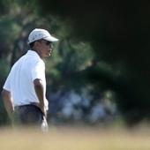Obama juega golf con Larry David | clases golf barcelona | Scoop.it