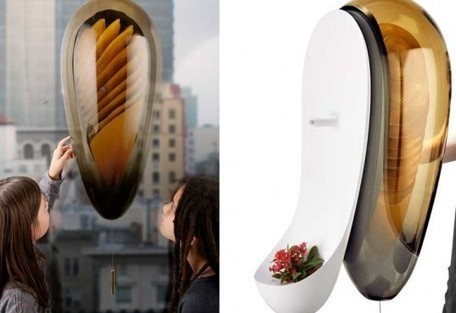 Awesome Beehive Designs Philps Urban Beehive 2 | Future Design | Scoop.it