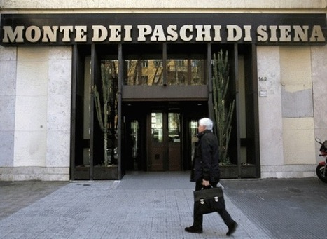 El Banco Monte dei Paschi di Siena ya tiene quien se haga cargo del fraude | Fraude | Scoop.it