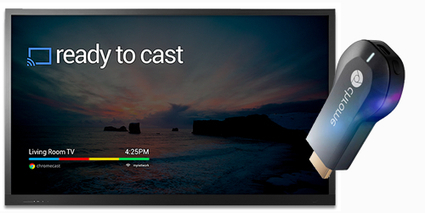 Is Google Chromecast Better Than Apple TV? | Daily Tech | Scoop.it