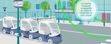 Le mag de la maison intelligente » La Cybercar : le transport public urbain de demain ? | Transport urbain | Scoop.it