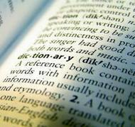 How Do Words Get in the Dictionary? | TEFL & Ed Tech | Scoop.it