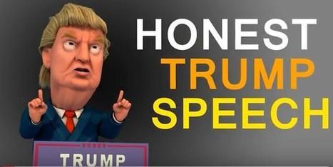Honest Trump Speak | Archetype in Action | Scoop.it