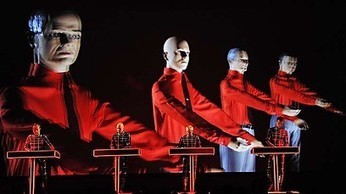 Kraftwerk Bring 3D Electropop Wizardry Down Under... | ...Music Festival News | Scoop.it