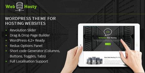 WebHosty - Hosting Wordpress Theme | Technology Nutshell | Scoop.it