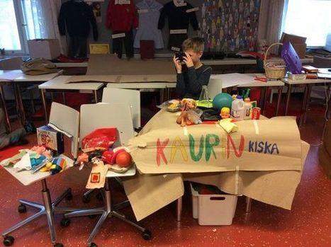 Markuksen erilainen kouluviikko – pulpetti vaihtui roolipeliin | Digital TSL | Scoop.it
