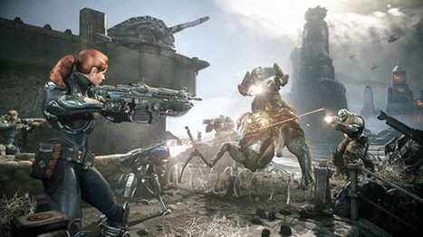 Gears of War writer Tom Bissell on video games and storytelling | Video Game Design for Schools | Scoop.it