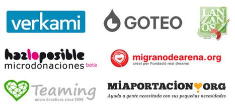 7 plataformas de crowdfunding comparadas (II)   TecnolONGia   EDVproduct scrapbook   Scoop.it
