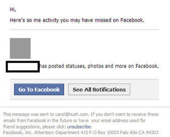 Fake Facebook alert leads to Blackhole, malware | Social Media and its influence | Scoop.it