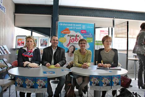 1 000 offres au forum jobs et alternance cette année à Troyes | Terres & Vignes de l'Aube | Scoop.it