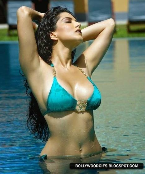 Hot Bollywood Gifs: Sunny Leone   Hot Gifs & Bikini Pictures   Bollywood Glitz 24- Hot Bollywood Actress   Scoop.it