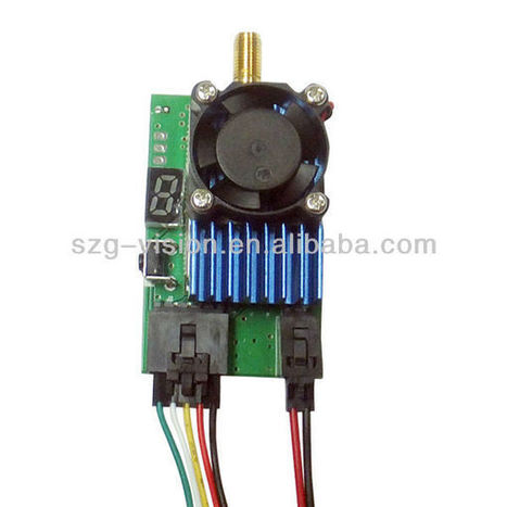 Wireless AV Transmitter for FPV Monitor,5.8G 1200mW/31dBm,Model:TX5812, View transmitter, Flysight Product Details from Shenzhen Aoweishi Technology Co., Ltd. on Alibaba.com | FPV Wireless Tx & Rx for FPV Airplane,Helicopter,Quadcopter,Multicopter | Scoop.it