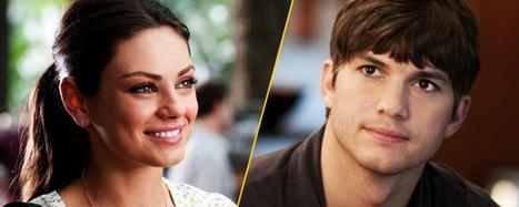 Mila Kunis et Ashton Kutcher en super-héros… ou dans le film ... - AlloCiné   En coulisses   Scoop.it