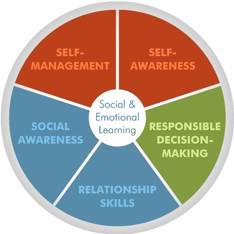 SEL Core Competencies | Educating for Empathy and Emotional Well-Being | Scoop.it