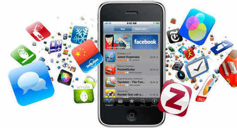 Mobile App Use Overtakes Web Surfing | Geeky Gadgets | Mobile Devices in the Library | Scoop.it