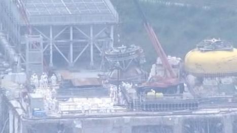 TBS News i  Début du retrait test du combustible restant de l'unité 4, Fukushima Daiichi centrale nucléaire | # Uzac chien  indigné | Scoop.it