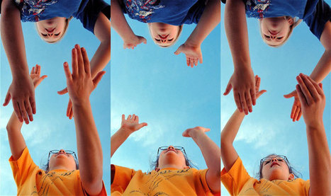 Why Kids Need to Move, Touch and Experience to Learn | Ed World | Scoop.it