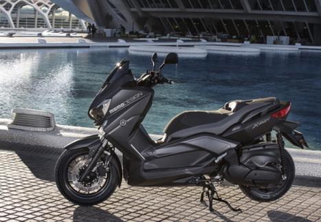Scooter X-Max 400 MomoDesgin : encore plus de style - Moto Journal | NEWS actus Motorisés | Scoop.it