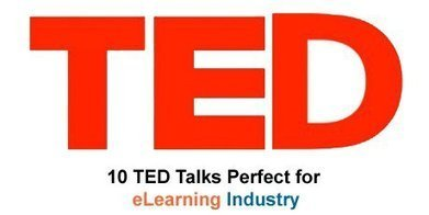 10 TED Talks Perfect For the eLearning Industry - eLearning Industry | E-learning with the Ltrain | Scoop.it