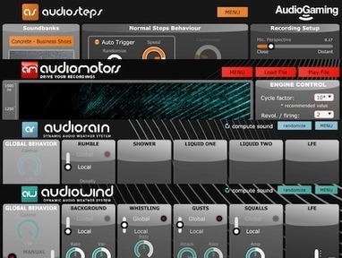 AudioGaming - MacMusic | Revue de presse AudioGaming by Comm'IN | Scoop.it