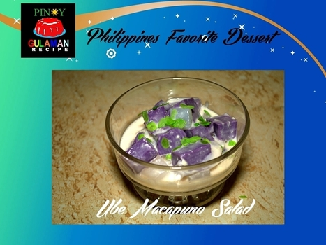 Watch out for Pinoy Gulaman Recipe's cooking video instructions. | Pinoy Hapagkainan | Scoop.it