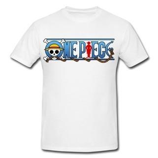 One Piece Logo Short Sleeve T-shirts on Sale-Funny T-shirts |HICustom | Hicustomworld | Scoop.it