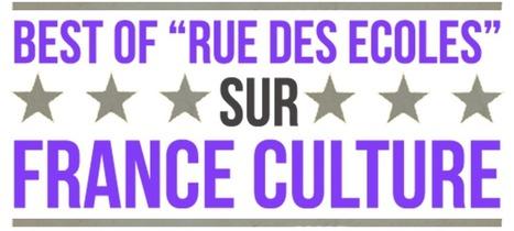 «Rue des écoles» : les émissions les plus marquantes ! | Education et Créativité | Scoop.it