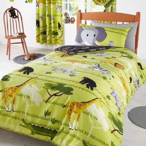 Animal Themed Children's Bedrooms | Home Design | Scoop.it