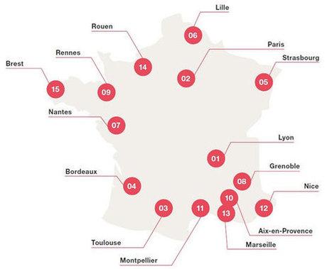Villes d'aujourd'hui, métropoles de demain   Actualité du centre de documentation de l'AGURAM   Scoop.it