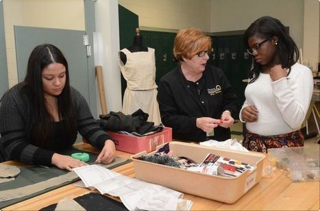 Fashion students dreaming big - Reading Eagle | CLOVER ENTERPRISES ''THE ENTERTAINMENT OF CHOICE'' | Scoop.it